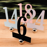 Laser Expressions Classic Die Cut Number Set