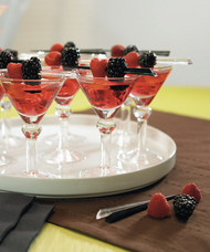 Miniature Martini Glasses (Set of 6)