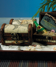 Mini Treasure Chest (Set of 6)