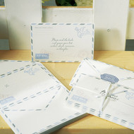 """Special Delivery"" Old Fashioned Airmail Stationery Set"