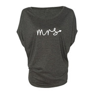 mrs {with Heart} Flowy Top