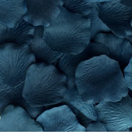 Denim Silk Petals {Package of 100}