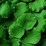 Green Silk Petals {Package of 100}