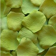 Green Apple Silk Petals {Package of 100}