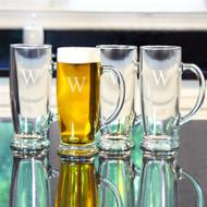 Craft Beer Mugs (Set of 4)