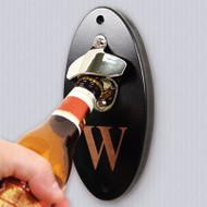 Personalized Wall Mounted Bottle Opener