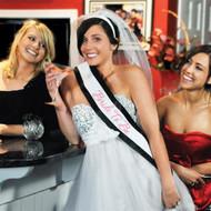 Bride to Be Bachelorette Sash & Veil Set