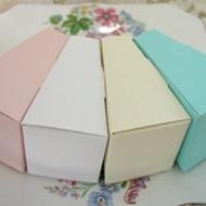 Cake Slice Boxes (Set of 10)