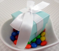 Tiffany Blue Favor Box (Set of 10)