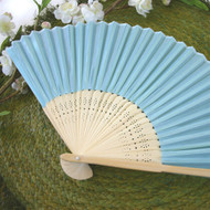Silk Fan in Several Colors