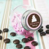 Personalized Theme Candy Jars