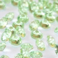 Diamond Confetti in Honeydew Green (1000 Pieces)