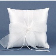 """Enchanting Moments"" Mini Ring Pillow"