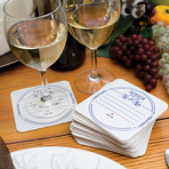 Advice for the Mr. & Mrs. Coasters (Set of 25)