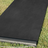 Black Aisle Runner