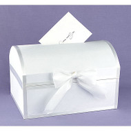 Satin-Covered Greeting Card Treasure Box