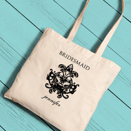 Chandelier Bridesmaid Tote Bag
