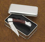 Yukon Lock-Back Knife in Tin Case