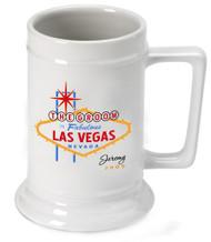 Vegas Beer Stein