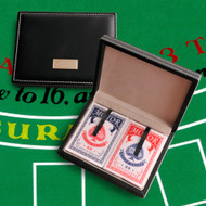 Personalized Card Sharks Case