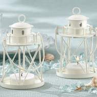 """By the Sea"" Lighthouse Tea Light Holder"