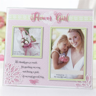 Flower Girl Picture Frame
