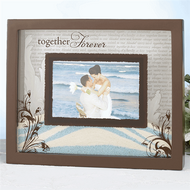 """Together Forever"" Unity Sand Frame"