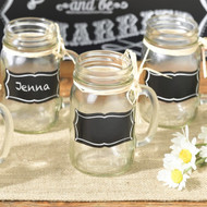Chalkboard Glass Clings (Set of 20)