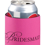 Bridesmaid Cup Cozy