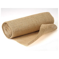 Natural Burlap Wide Roll (10 Yards)