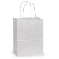 DIY White Paper Gift Bag (Welcome Bag)