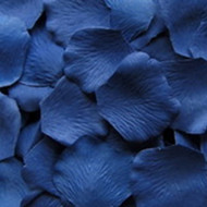 Blueberry Silk Petals {Package of 100}