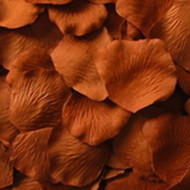 Copper Silk Petals {Package of 100}