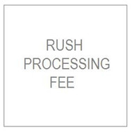 In-Plant Rush Processing Fee