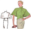 1930's Capelet - Decades of Style