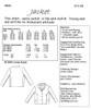 Jacket 005 Pattern - Elements