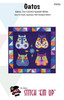 Gatos Wall Quilt  Pattern