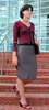 Manhattan Skirt - Textile Studio
