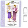 Malibu Skirt Pattern - Bali Collection