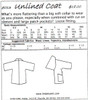 Coat 013 Pattern - Elements