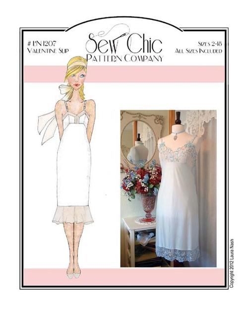 Valentine - Sew Chic Pattern Company