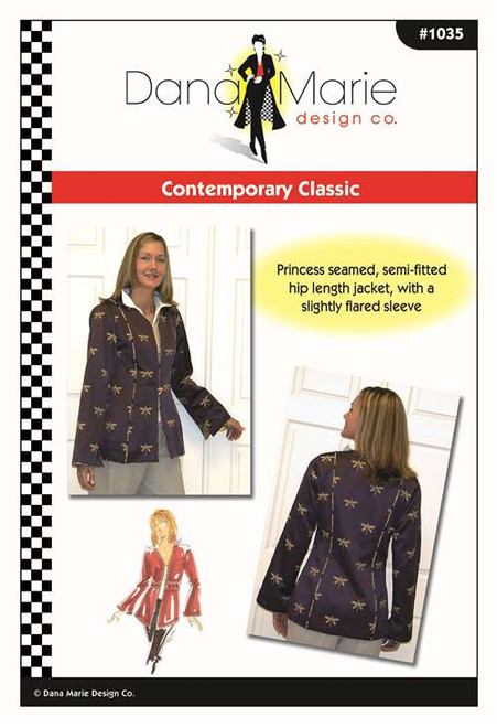 Contemporary Classic Jacket