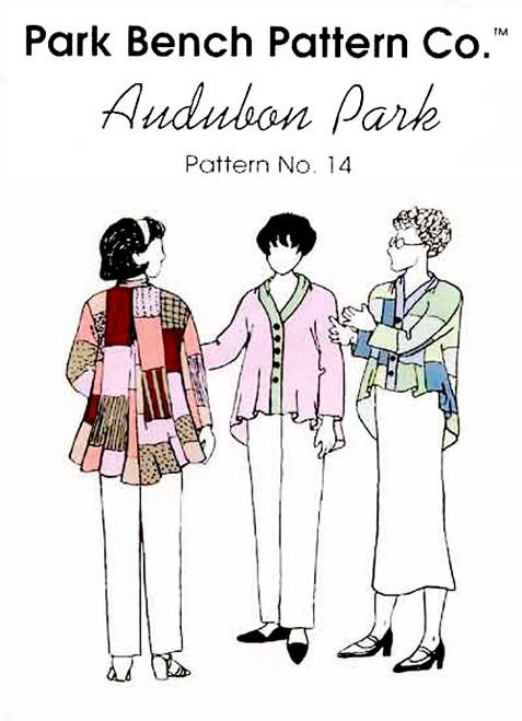 Audubon Park - Park Bench