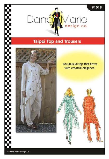 Taipei Top & Trousers