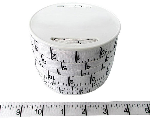 Decorative Double-sided Twill Tape Measure