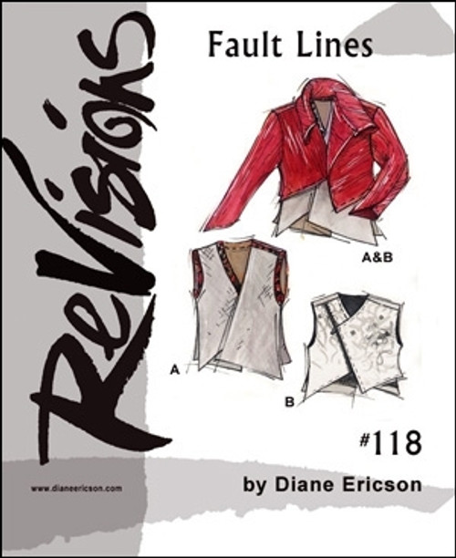 Fault Lines - Diane Ericson - ReVisions