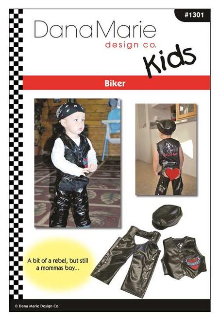 Biker Pattern - Kids