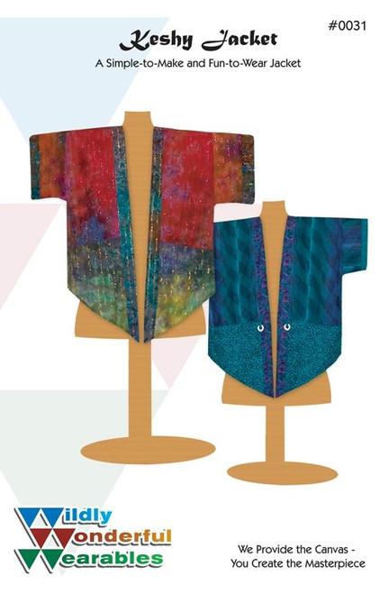Keshy Jacket  Pattern