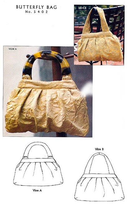 Butterfly Bag - Loes Hinse