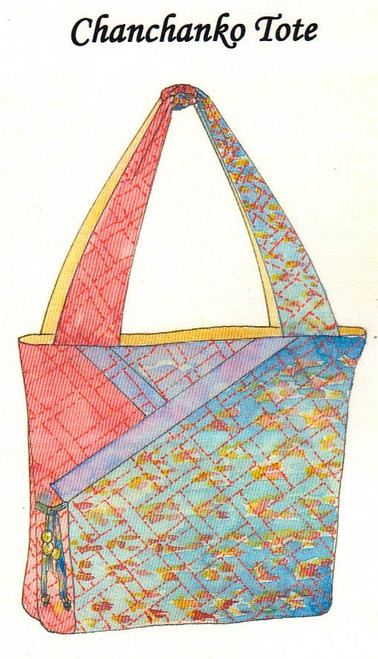 Chanchanko Tote - Nancy Shriber